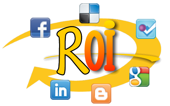 Social Media Return on Investment SM ROI