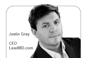 Justin Gray, CEO of LeadMD.com